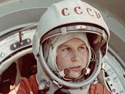 Valentina Tereshkova: storia della prima donna nello spazio