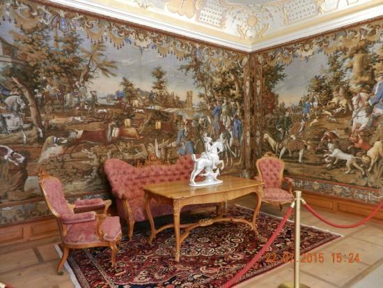 Castel Wolfsthurn - Museo Provinciale della Caccia e della Pesca ...
