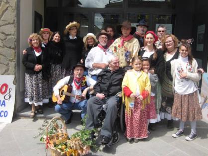 La tradizione del Canta Maggio nella Valle del Mugello