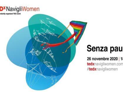"Sette storie ""Senza paura"" per il TEDxNavigliWomen"