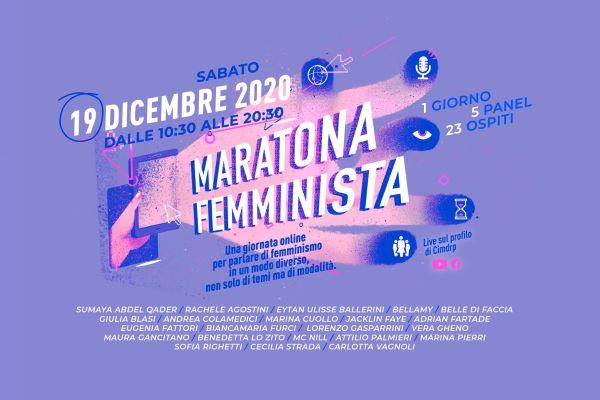 Maratona femminista: l'attivismo attraverso i social