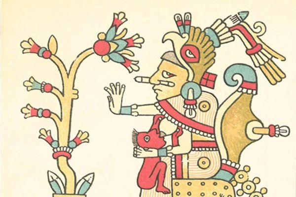 La dea Xochiquetzal e l'erotismo nel mondo preispanico