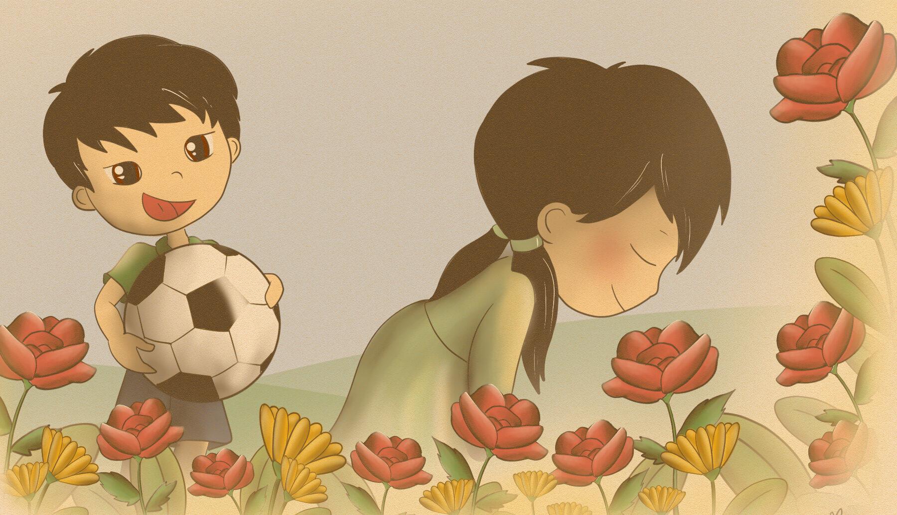 Un trionfo di fiori